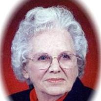 Anna Mae Stanley