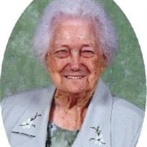 Bernice Dickey