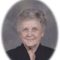 Mary Faye Brewer