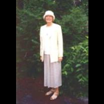 Marjorie Adamson Jacobs