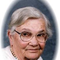 Mary Vales