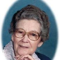 Relma Jones (Hallman)