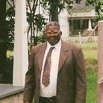 Mr. Jimmy Alston Sr.