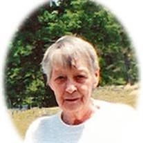 Shirley Jean Clemons-Wisdom