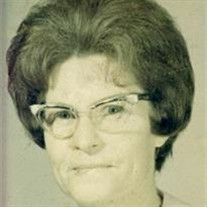 Myrtle Vernice Morris