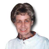 Mrs. Shirley Brown (nee Stuart)