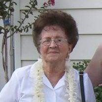 Gladys Maxine Bost