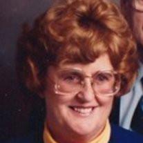 Mrs. Doris Winifred Church