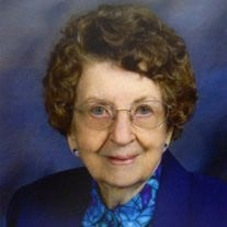 Mrs. Mildred Chaney Miller
