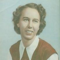 Sarah Josephine Sisk