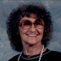 Thelma  Irene Burnes