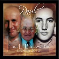 Paul Buckwalter