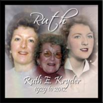 Ruth Kryder