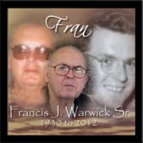 Francis Warwick