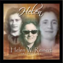 Helen Reinert