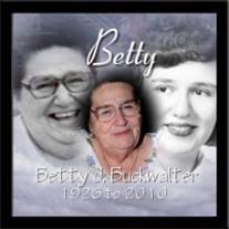 Betty Buckwalter