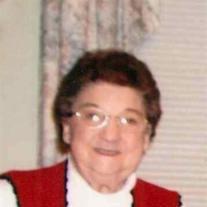 Mrs. Polly Anna Britt