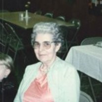 Mildred Lavina Frederickson