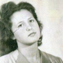 Marjorie Lee Underwood