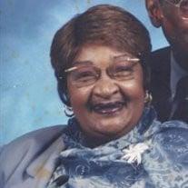 Mrs. Margarette Yeldell Morehead