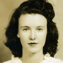 Geneva McDonald of Clifton, Tennessee