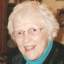 Margaret Jean Hubbard