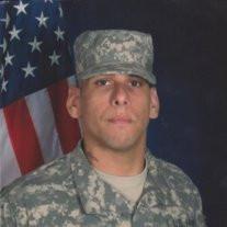 Sgt. Cristian Salvador Gonzalez