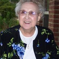 Margaret Chilcott