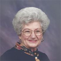 Mary Spillars Clark