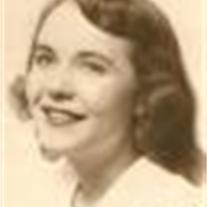Margaret (Hunter) Wentworth