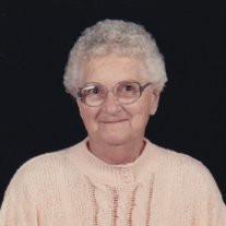 Martha Elizabeth Hill