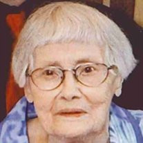 Gertrude Ellen Ellis