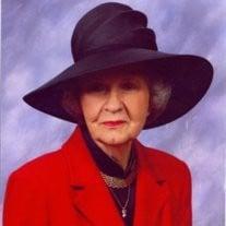 Mrs. Louise Irwin Jacks