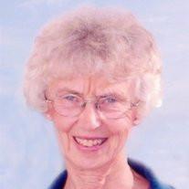 Mrs. Madeline Mae Steeby