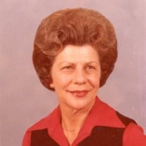 Mrs. Elizabeth Bailey Atkinson