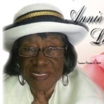 Mrs. Annie Mae Lewis