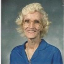Mrs. Irene Franklin Christy