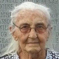 Nancy Keele Wilkerson of Savannah, Tennessee