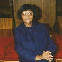 Mother Minnie Stewart Evans