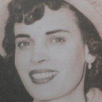 Gladys May Thayer