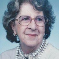Agnes M. Greene
