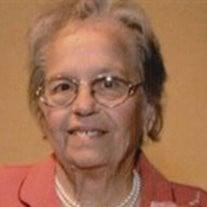 Mrs. Gladys Louise Stancil Wofford