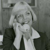 Carole Joyce Petersen