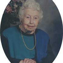 Mabel Holliday