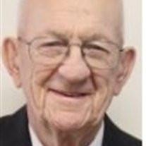 Bergie A. Ritscher Lt. Col., retired