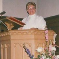 The Rev. Joan Jackson