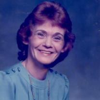 Mrs. Peggy Burnette Hill