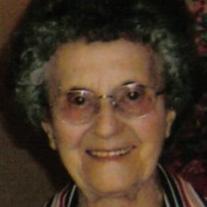 Beatrice (Auntie) E. Crampton