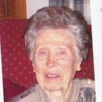 Dorothy Elizabeth Dodge