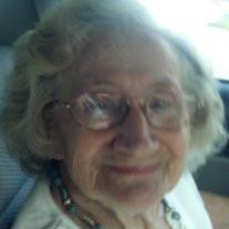 Hilda M. Pusey